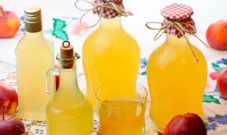 Домашний яблочный уксус: польза и вред